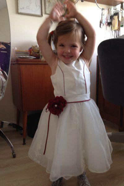 jurk bruidsmeisje maken naaiatelier nijmegen